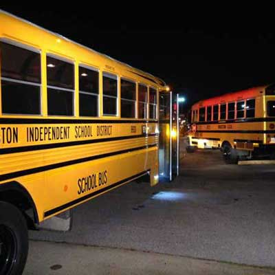 HISD Bus Accident Sends Seven Students to the Hospital