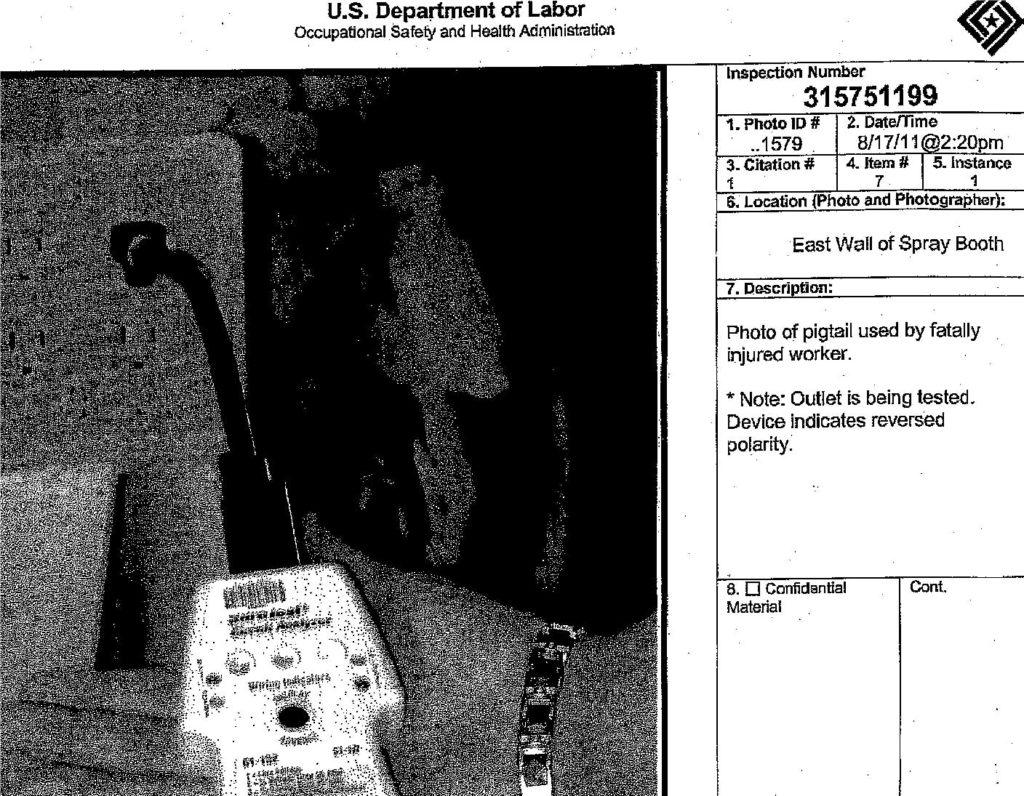 Digital copy of done case