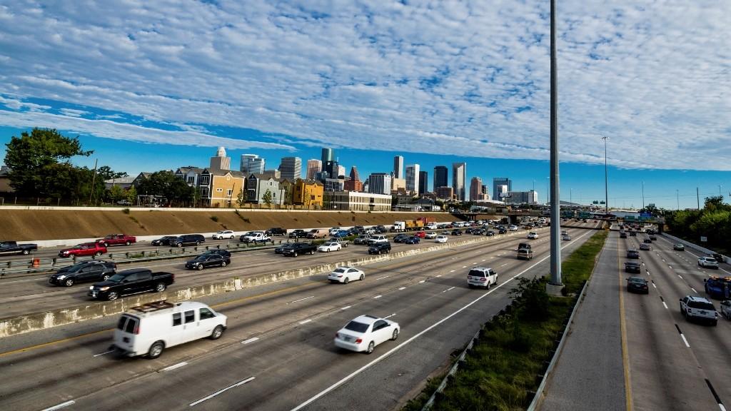 Houston Traffic Commute