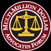 Logo of the Multi-Million Dollar Advocates Forum