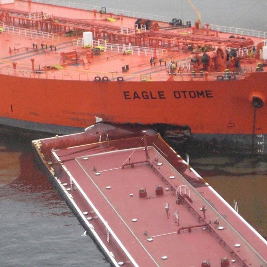 Port Arthur oil spill